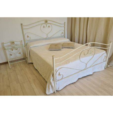 Wrought Iron King Size Bed